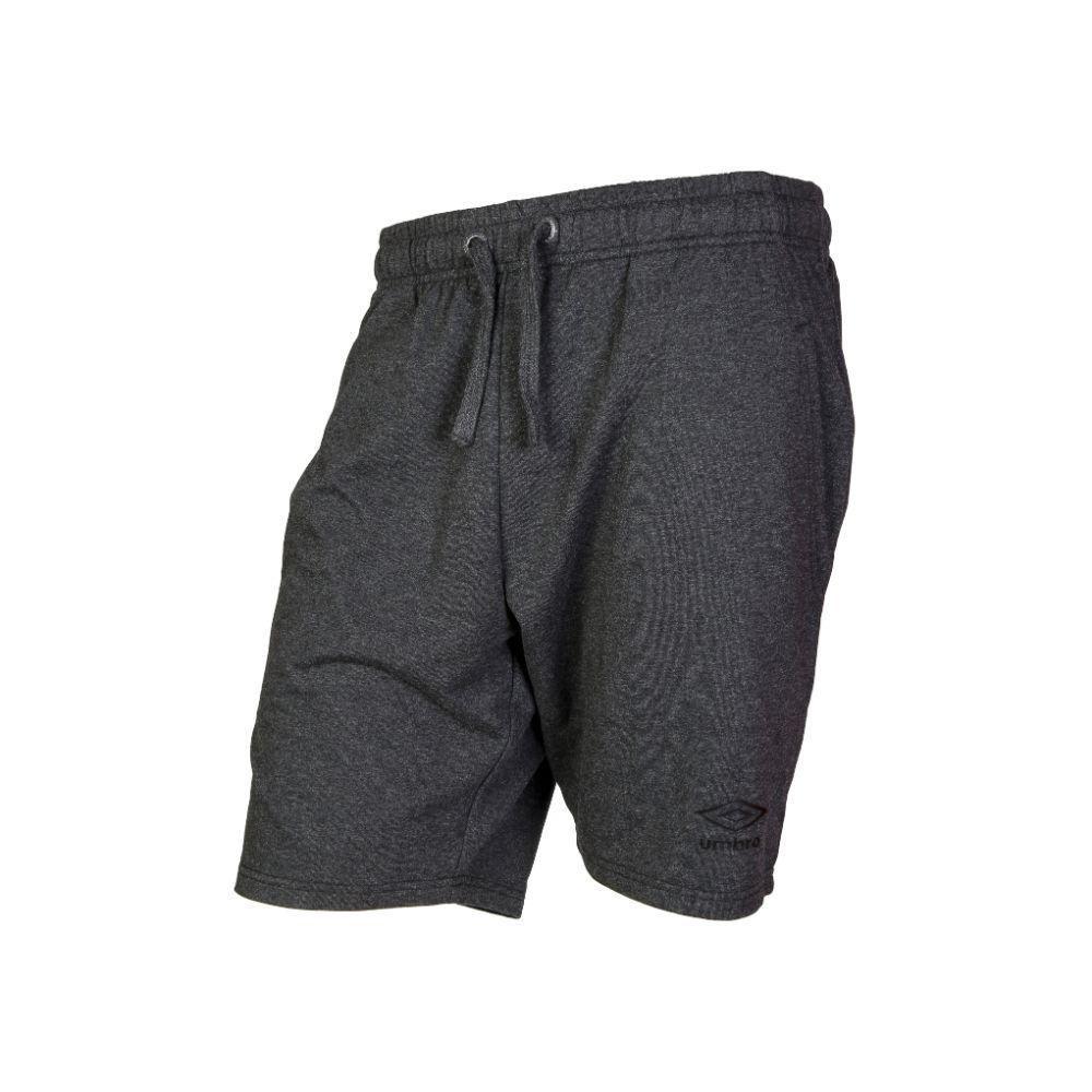 Short Deportivo Umbro Hombre Core Ls Knit S Clkspv2001-Bkm Negro