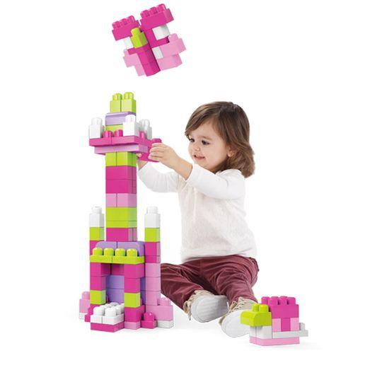 Mega-Bloks-First-Builders-Gran-Bolsa-Rosada-871180-2