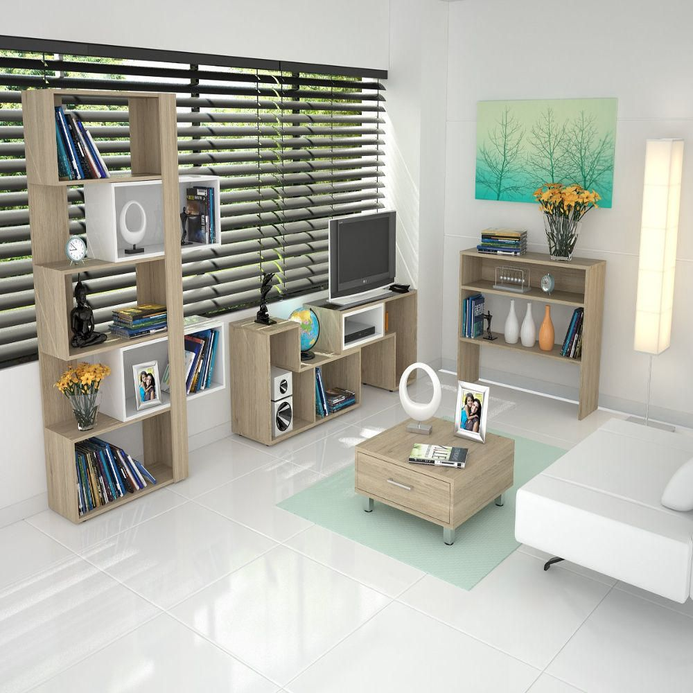 Mesa de TV Extensible 40