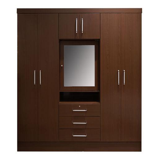 Kaz-Home-Ropero-Capelinha-7-Puertas-2-Cajones-Castano-802680_1