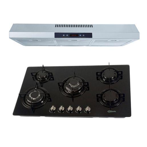 Electrohogar Cocina Cocinas Empotrables 616 Oechsle