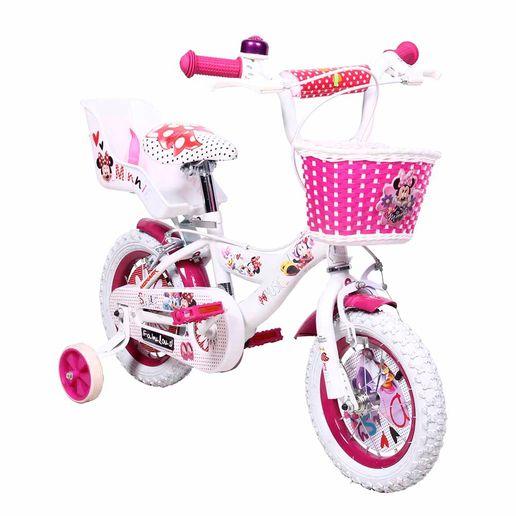Monark-Bicicleta-Minnie-Mouse-12--Niña-Blanco-Rosado-749171