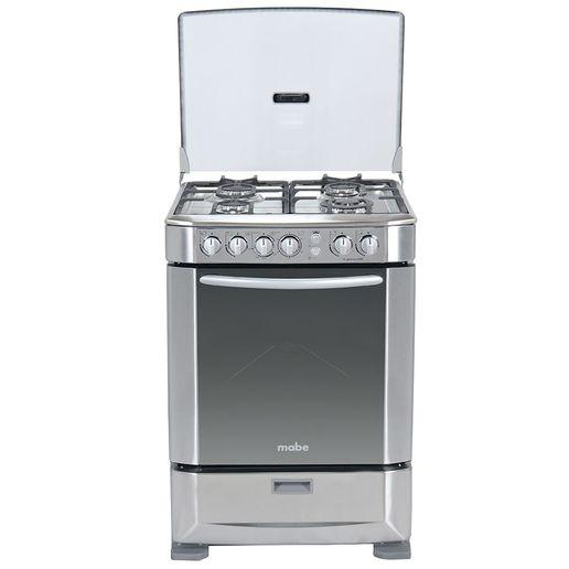 Mabe-Cocina-INGENIOUS6095PX-4-Hornillas-Plateado-927616
