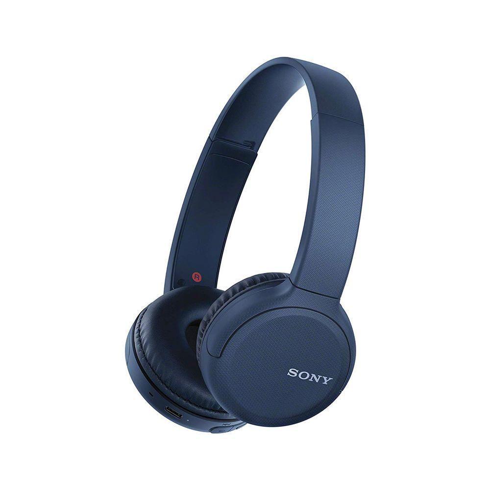 Audífonos Bluetooth WH CH510 Azul