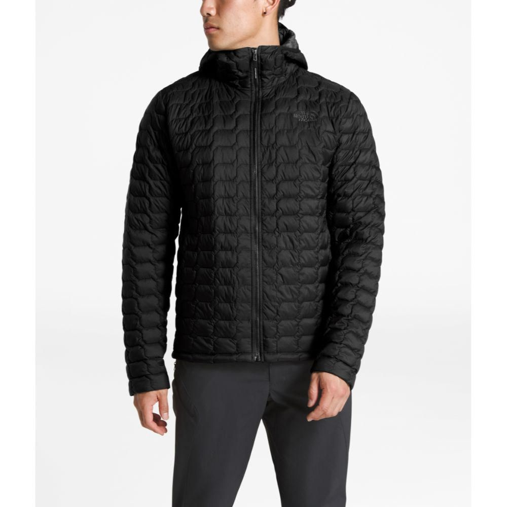 Casaca The North Face Hombre m thermoball hoodie Negro