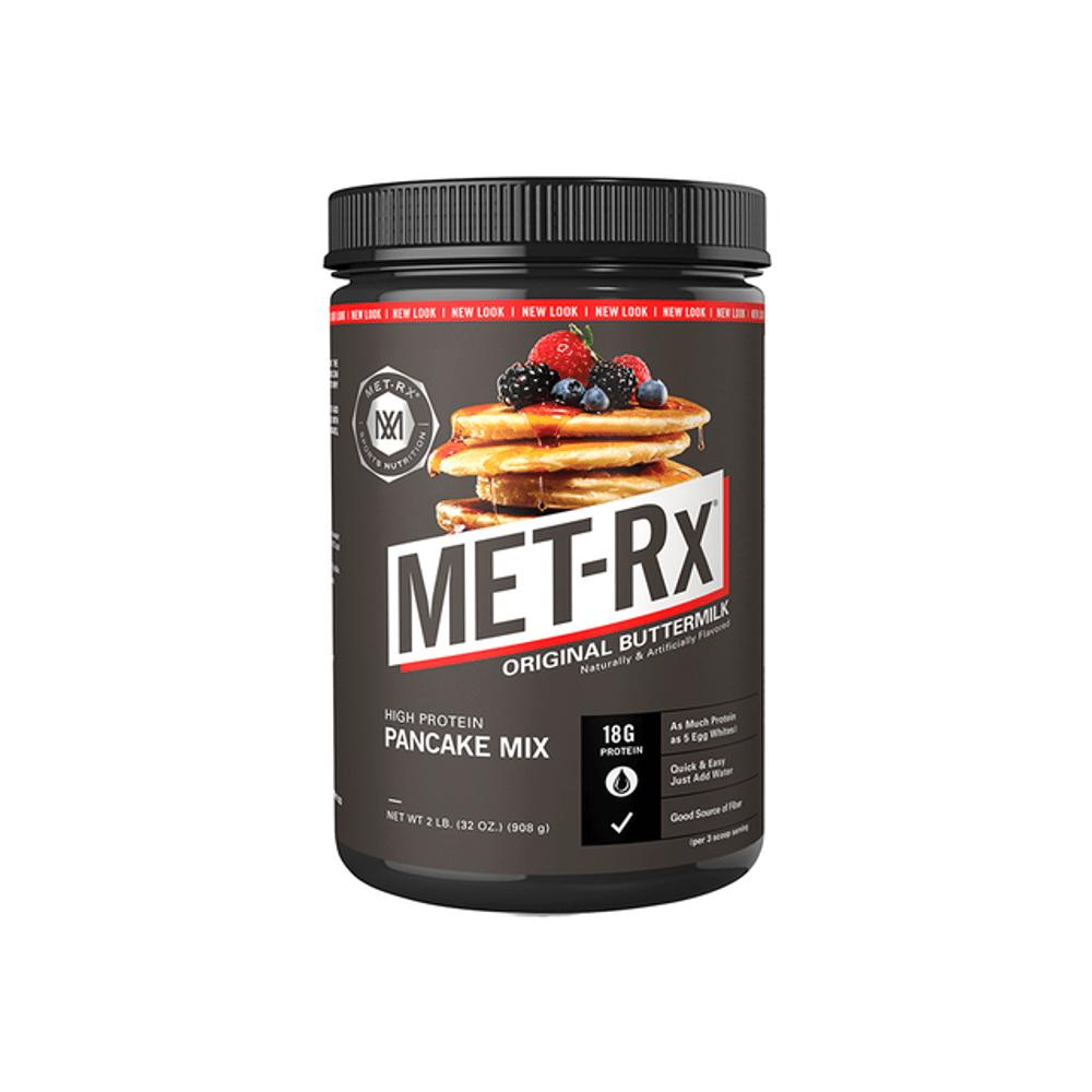 Snack Met Rx  High Protein Pancake Mix 2 Lb