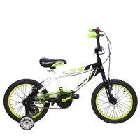 Monarette-Bicicleta-Coyote-Aro-16-Nino-Negro-Verde-931548-1