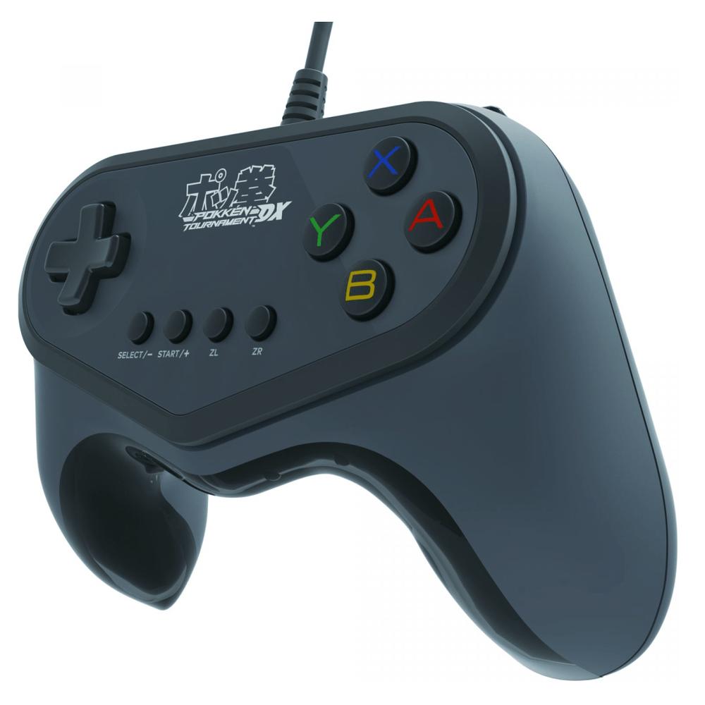 Mando Nintendo Switch Hori Pokken Tournament Dx Pro Pad