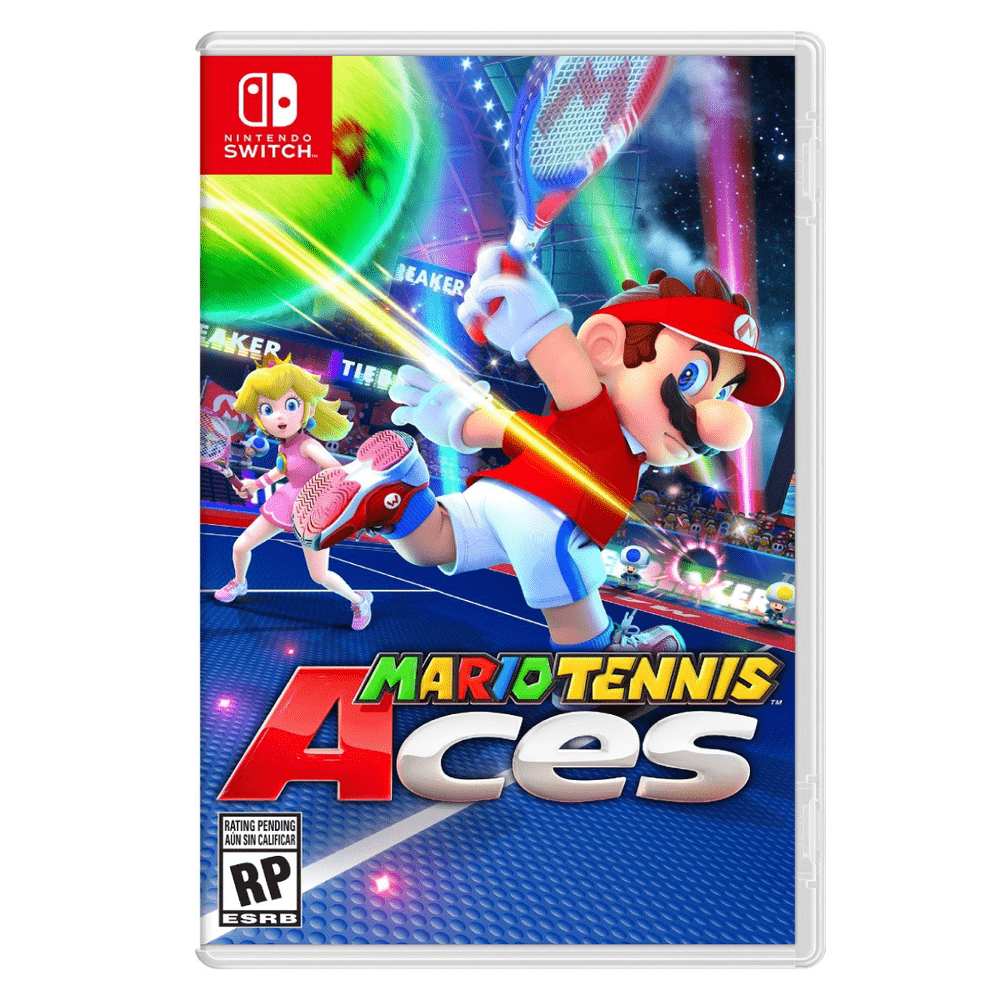 Juego Nintendo Switch Mario Tennis Aces (Eu)