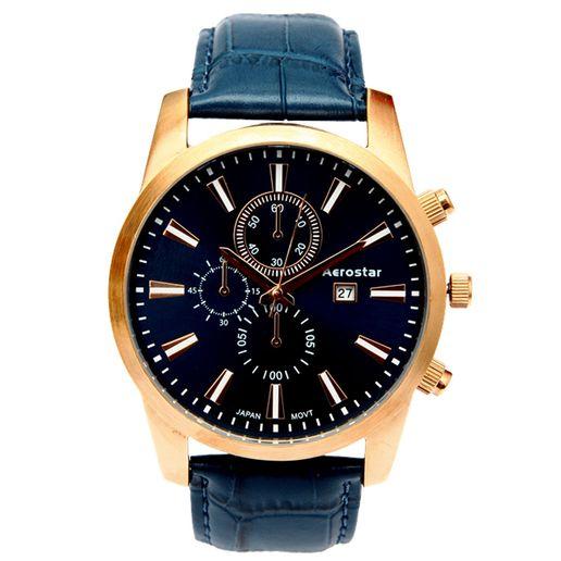 Aerostar-Reloj-26135-Hombre-Oro-rosa-Azul.jpg