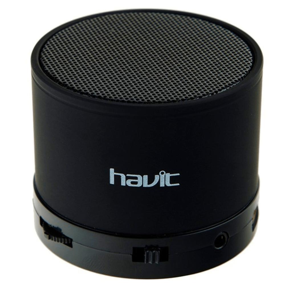 Parlante Bluetooth Havit Sk569Bt W/Speaker Negro