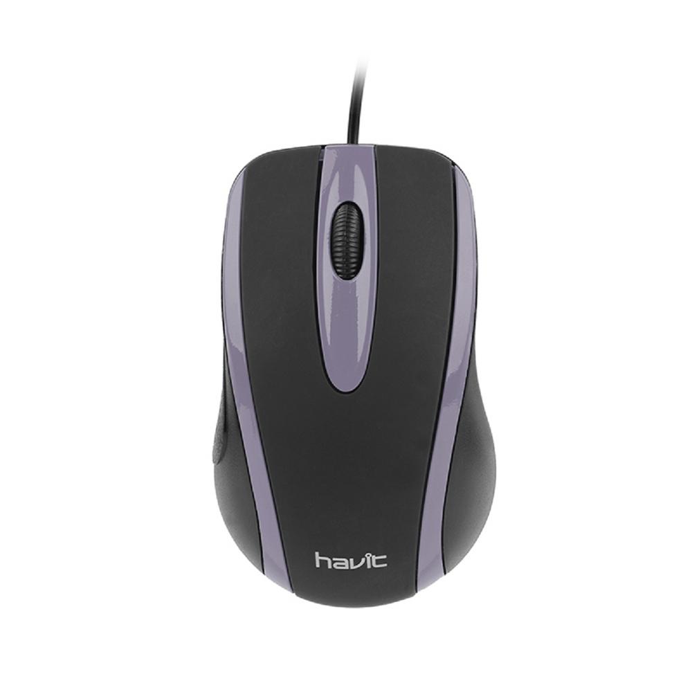 Mouse Havit Ms753 Purpura