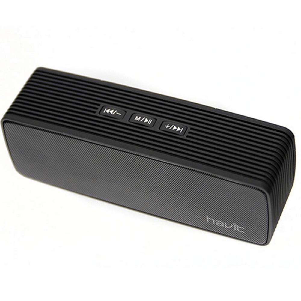 Parlante Bluetooth Havit Sk570Bt W/Speaker Negro