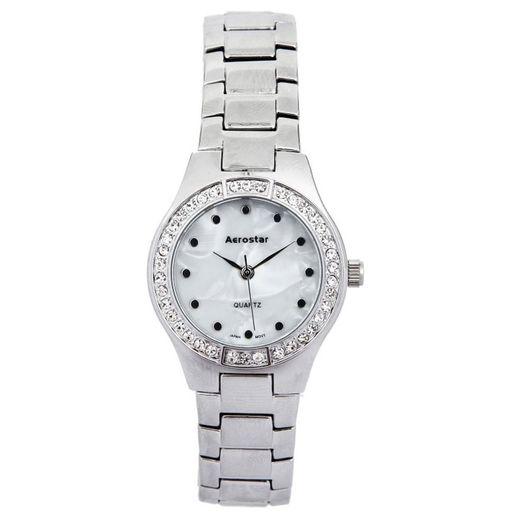 Aerostar-Reloj-6231-Mujer-Plateado