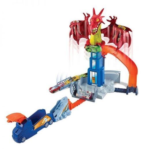 Dragon-explosivo