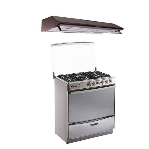 Klimatic-Cocina-Speciale-5-Hornillas-Acero--Campana-CK901NE-Gris.jpg