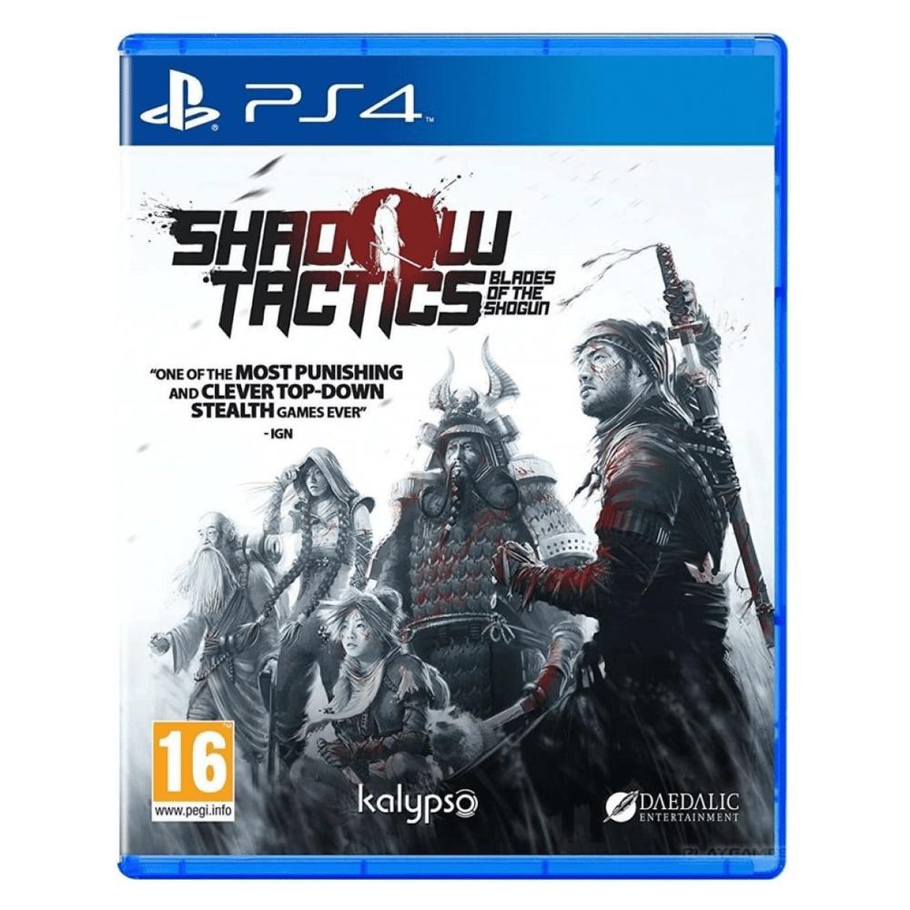 Juego Ps4 Shadow Tactics