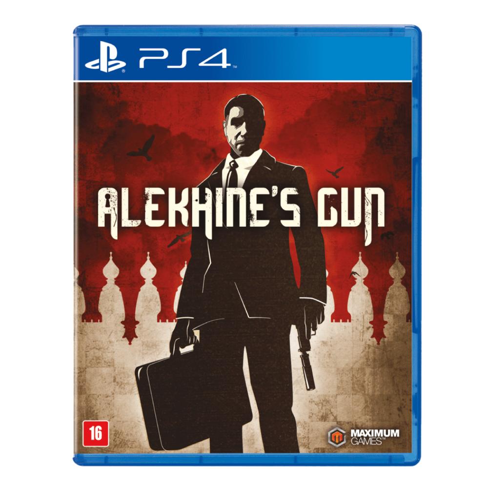 Juego Ps4 AlekhineS Gun