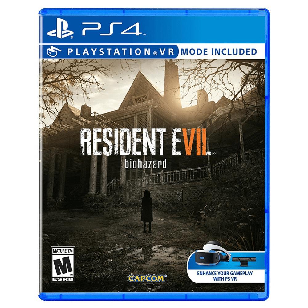 Juego Ps4 Resident Evil 7 Biohazard (Psvr)