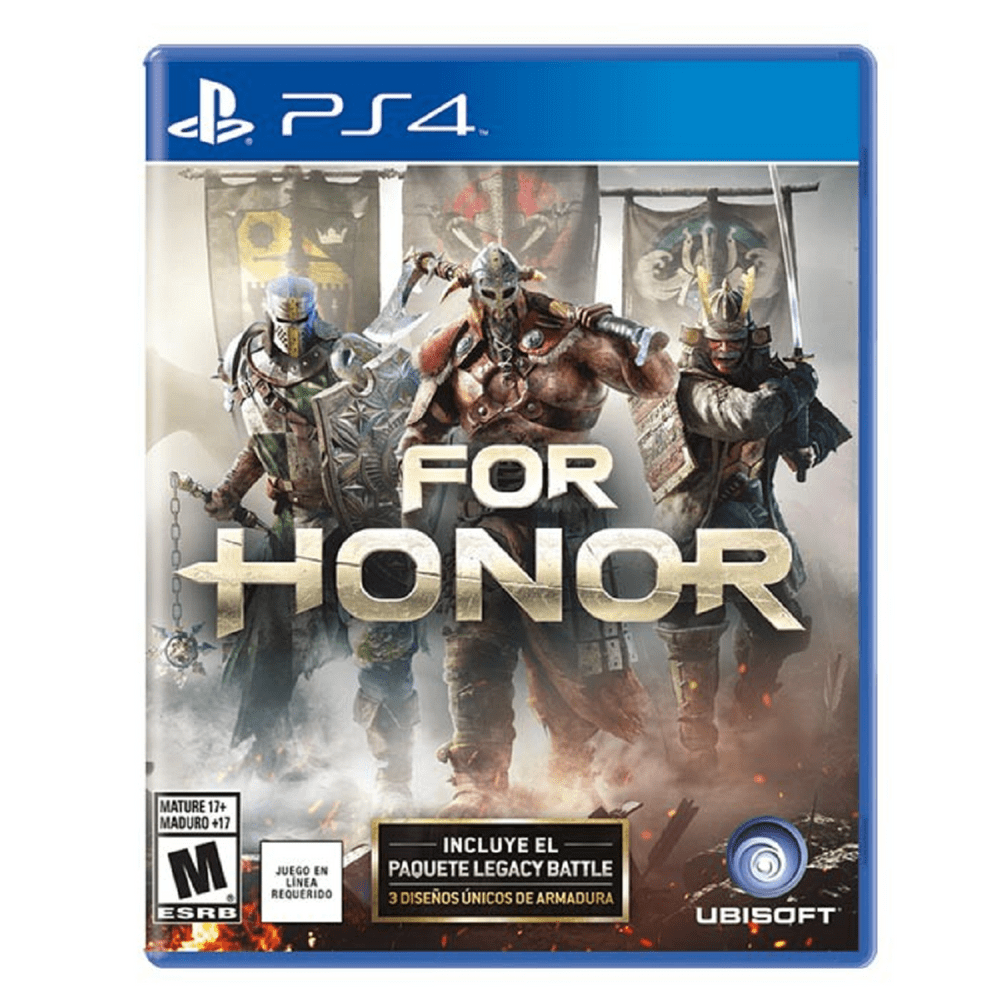 Juego Ps4 For Honor