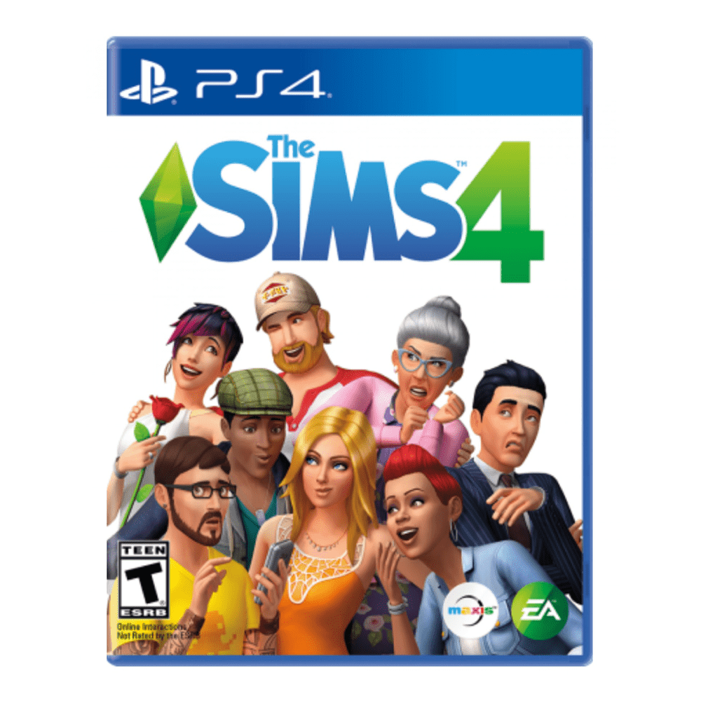 Juego Ps4 The Sims 4