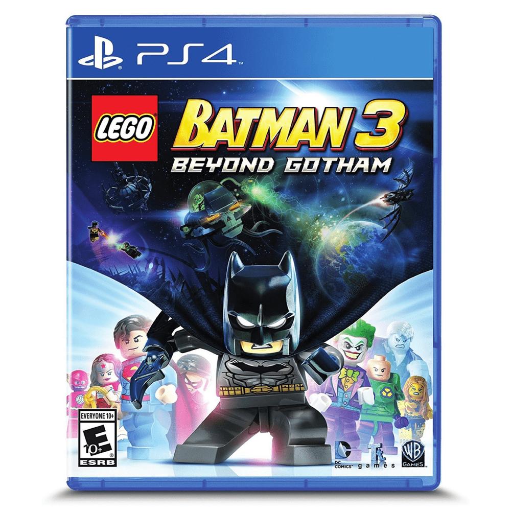 Juego Ps4 Lego Batman 3 Beyond Gotham