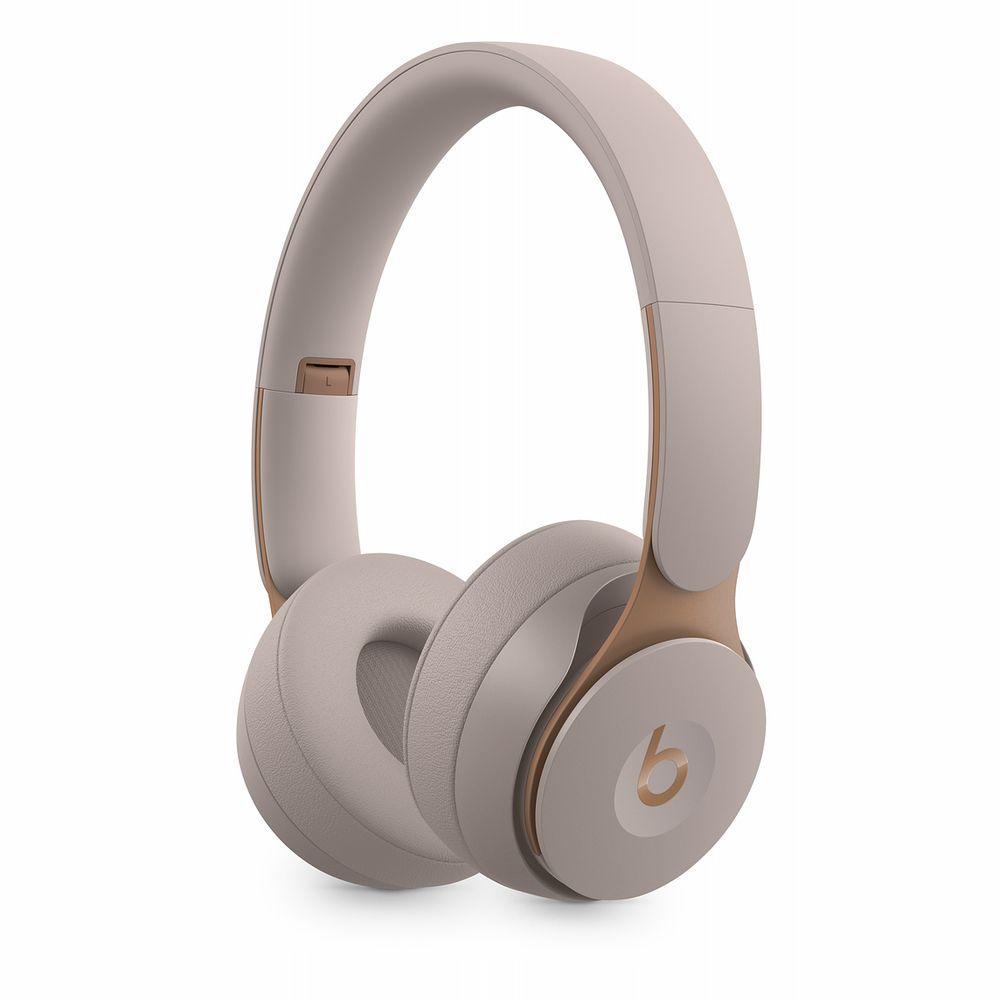 Auriculares In-Ear Inalámbricos Beats Solo Pro con Cancelación de Ruido Gris