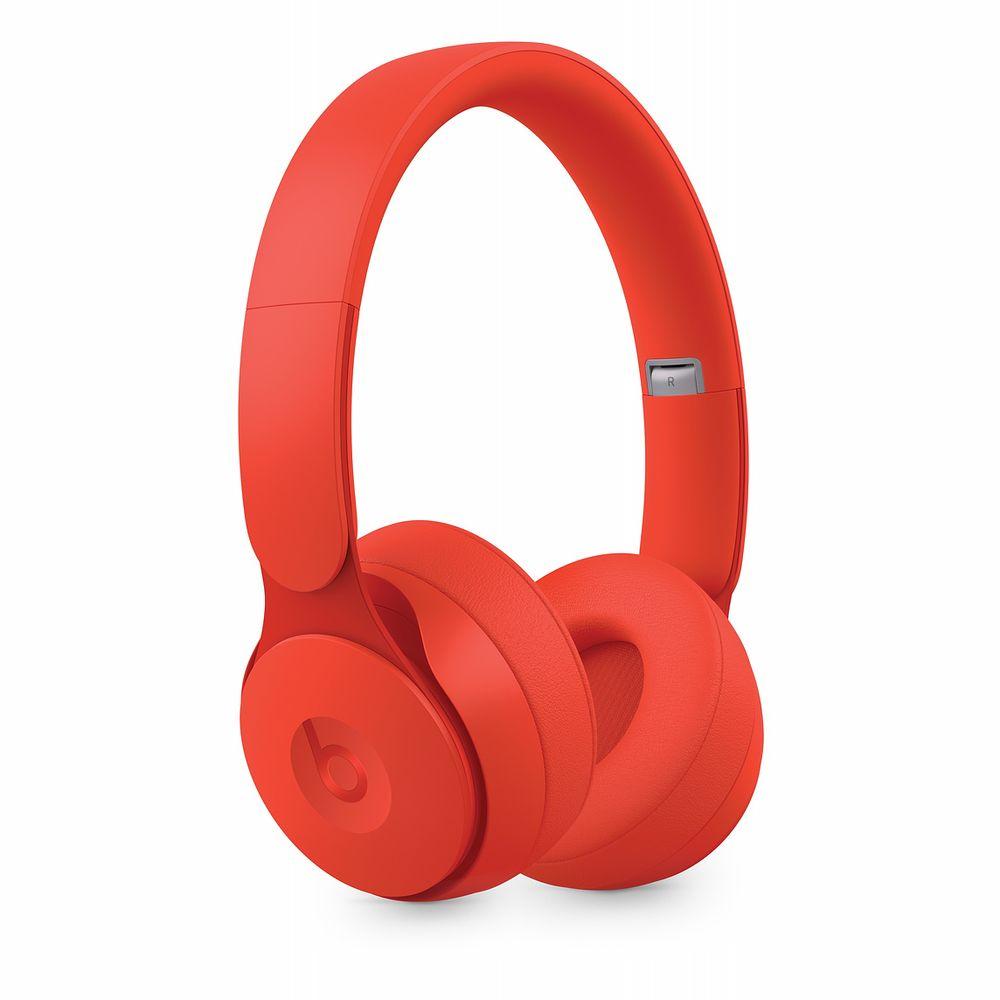 Auriculares In-Ear Inalámbricos Beats Solo Pro con Cancelación de Ruido Rojo