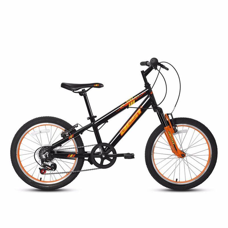 Best-Bicicleta-Duke-20pulgadas-Nino-Gris-Naranja-1