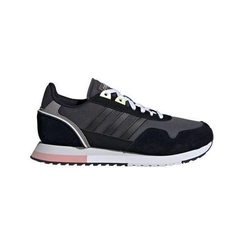 Zapatillas Adidas Mujer 8K 2020 Negro   Oechsle