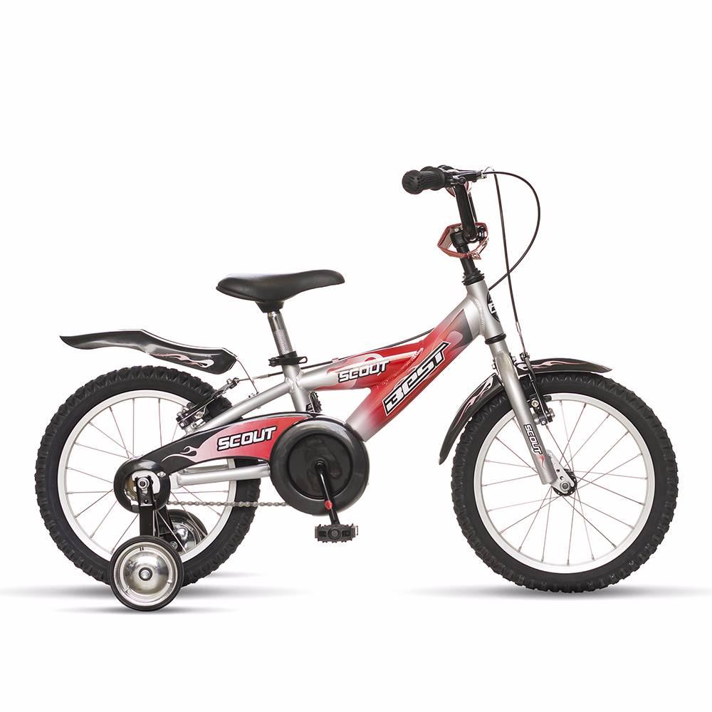 Bicicleta Best Scout 16 2017 Rojo