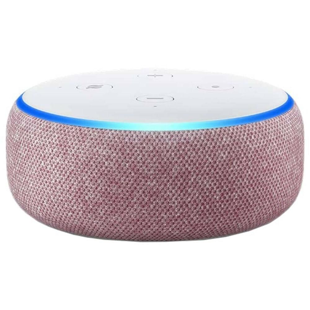 Echo Dot (3ra Gen) - Parlante inteligente con Alexa - Ciruela