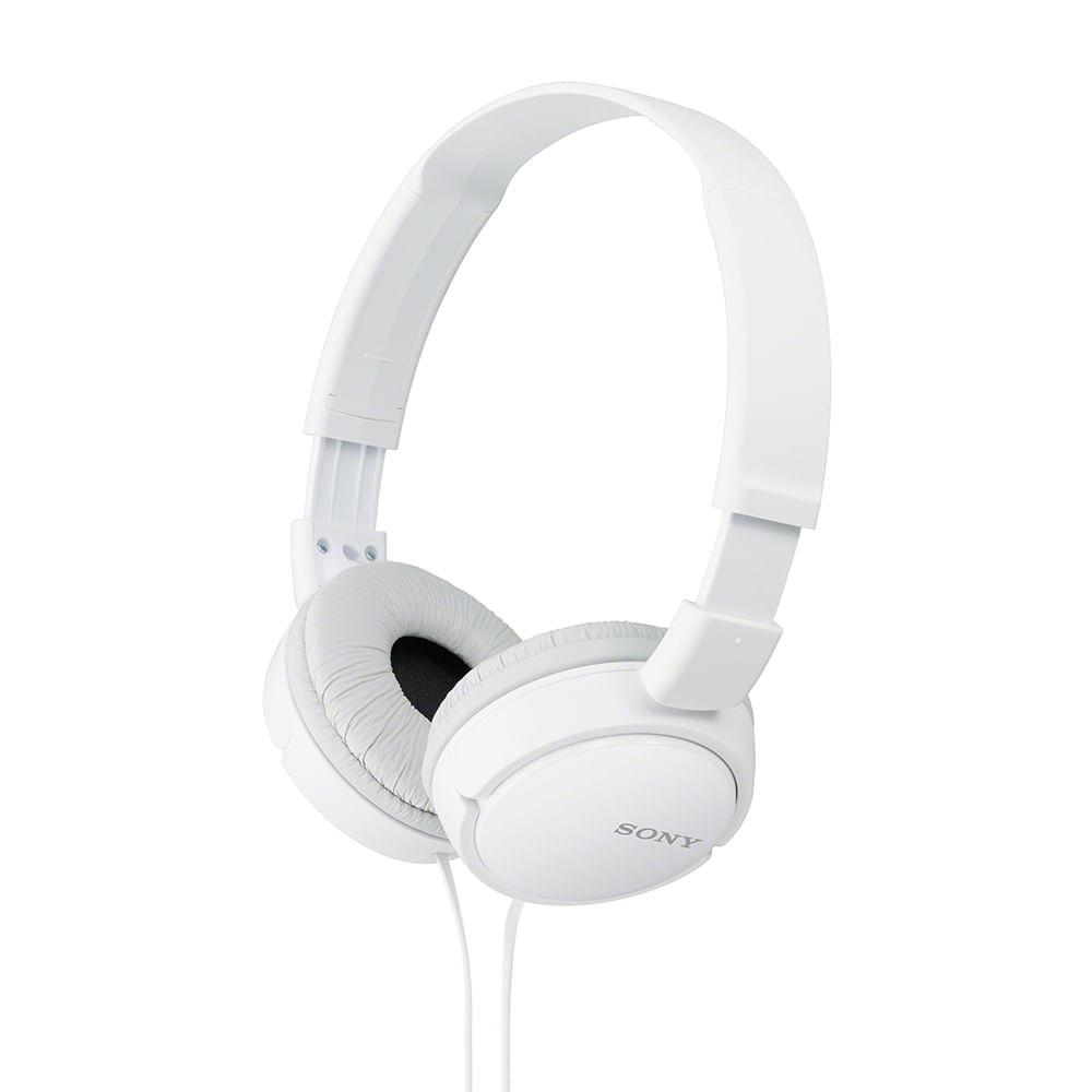 Audífonos de Diadema MDR-ZX110/WCUC Blanco