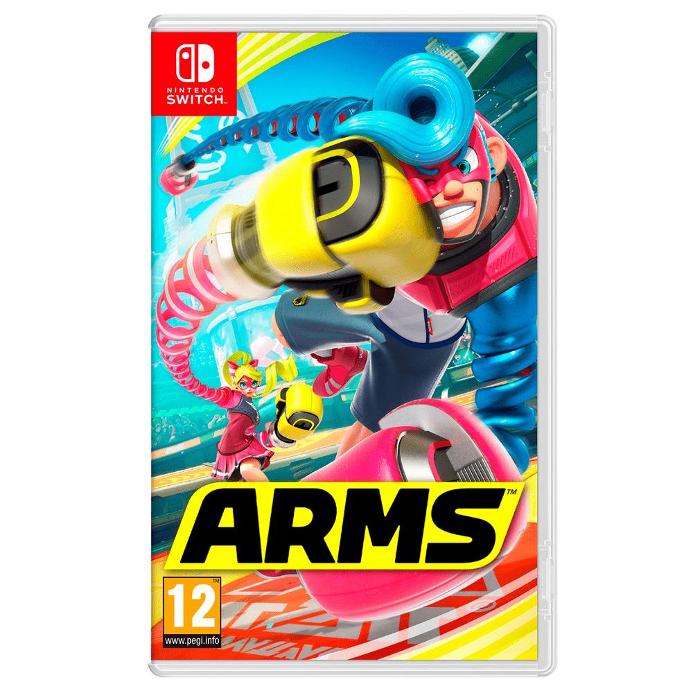 Juego Nintendo Switch Arms Eu