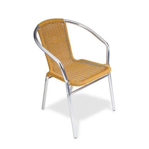 Silla-de-terraza-Aluminio-/-Ratan-999990019-1