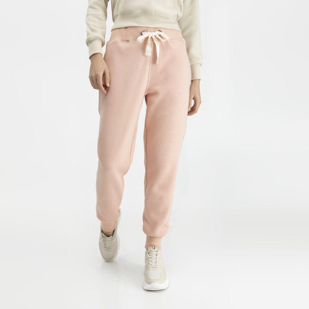 Pantalon De Buzo Mujer Tipo Jogger Oechsle Pe Oechsle