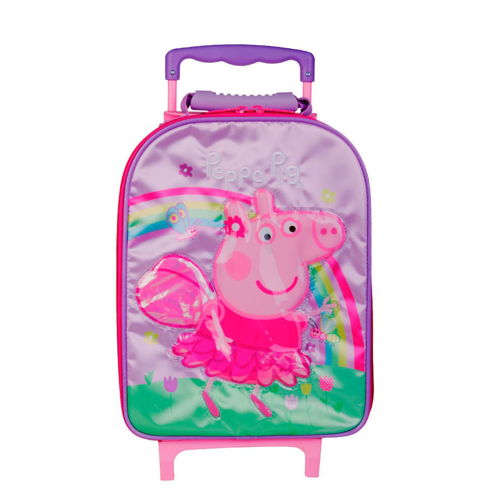 Maleta Con Ruedas Peppa Pig Oechsle # Muebles De Peppa Pig