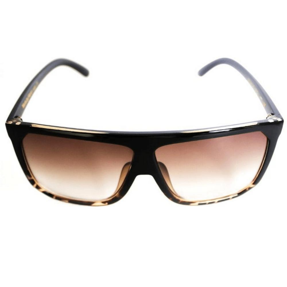 Aplicando borracho traje  Lentes de sol grandes negros con filo inferior diseño print Black Air Print  Monaco Blinders Unisex - Oechsle