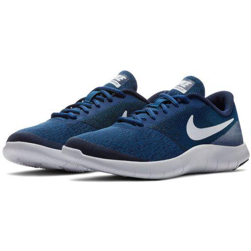 a8d91f5b50453 Zapatillas Niño Nike Flex Contact Azul