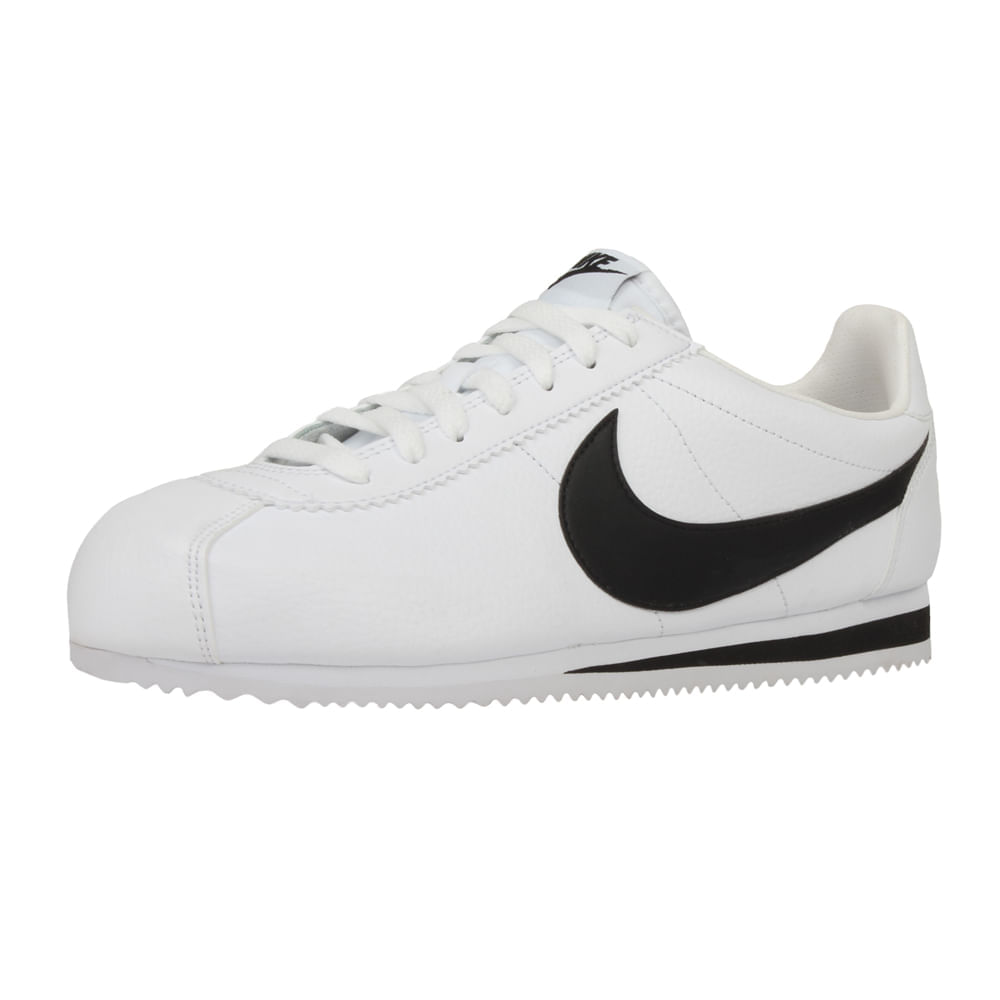 sports shoes 42116 5ad36 Zapatillas Urbanas Hombre Classic Cortez Leather Blanco
