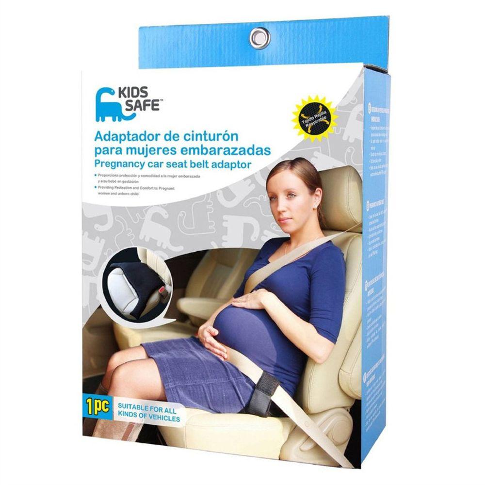 Protege a Su beb/é Durante la Conducci/ón Simpeak Cintur/ón de Seguridad para Embarazadas Negro intur/ón de Seguridad para Autom/óvil