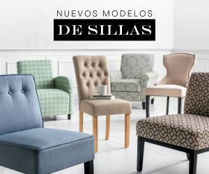 Nuevos modelos sillas