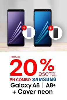 20% Samsung galaxy combo
