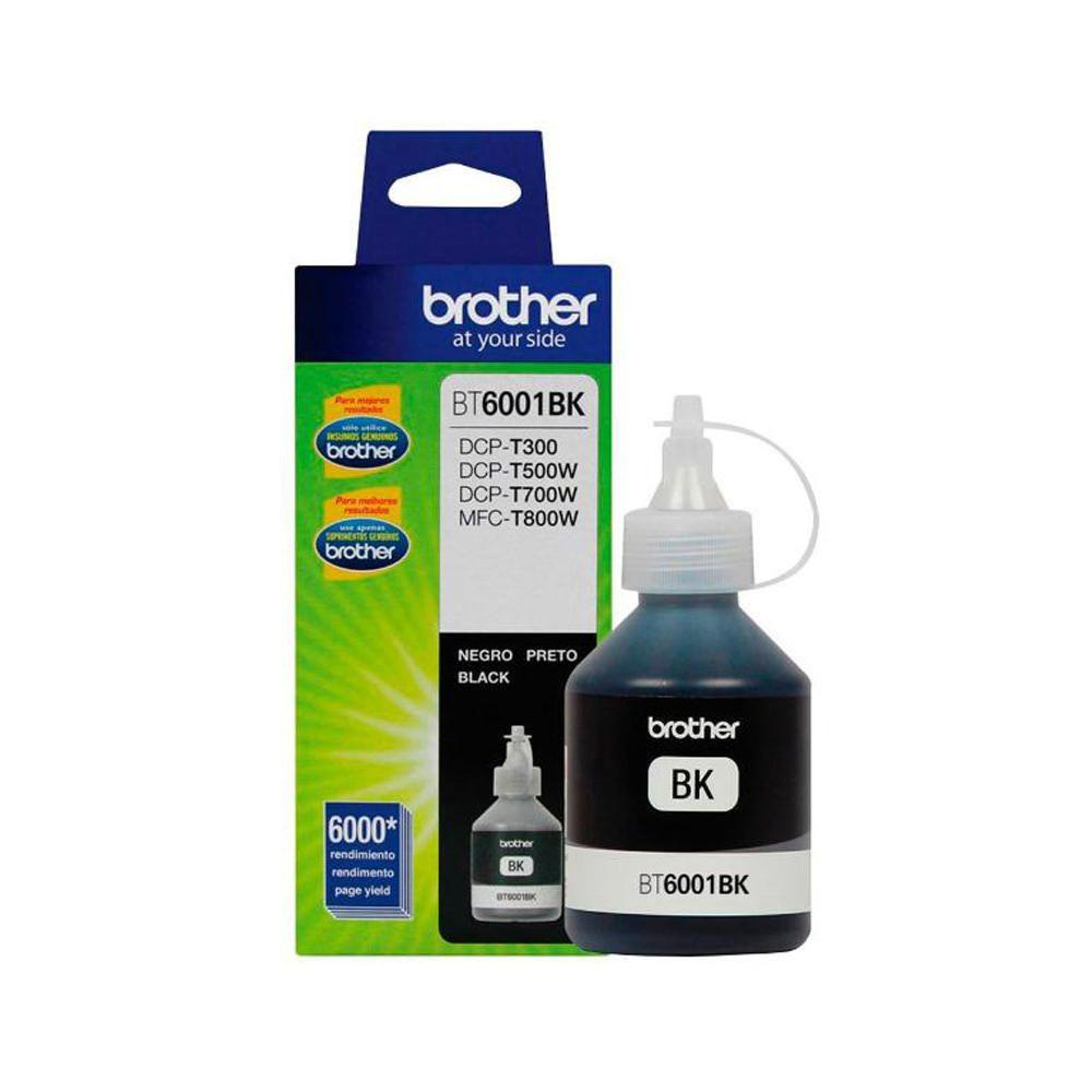 Tinta Negra BT6001BK