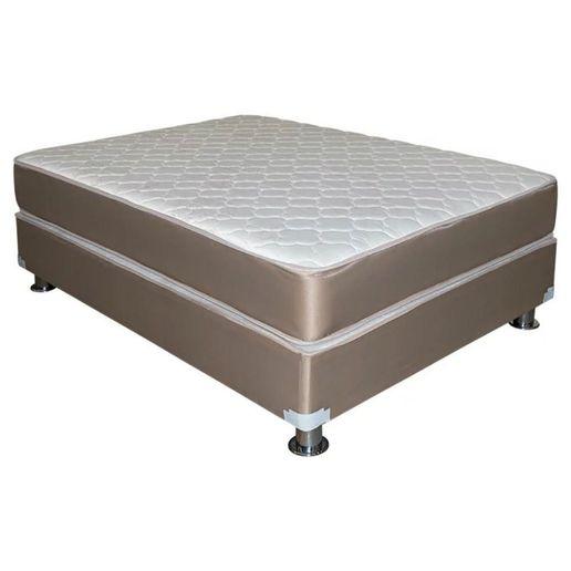 Cama americana camas y colchones oechsle for Cama americana