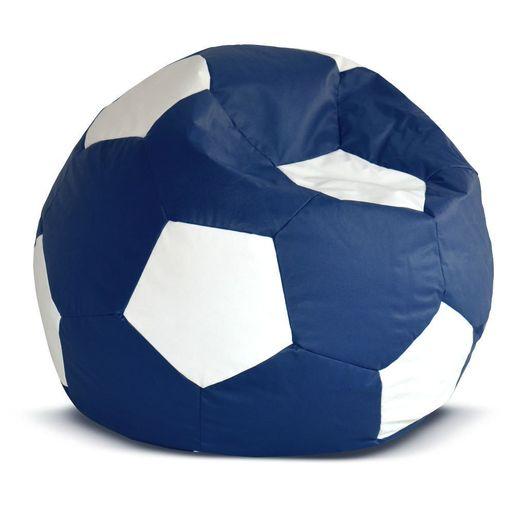 Puff Balon Futbol Azul - Blanco-1236332-1