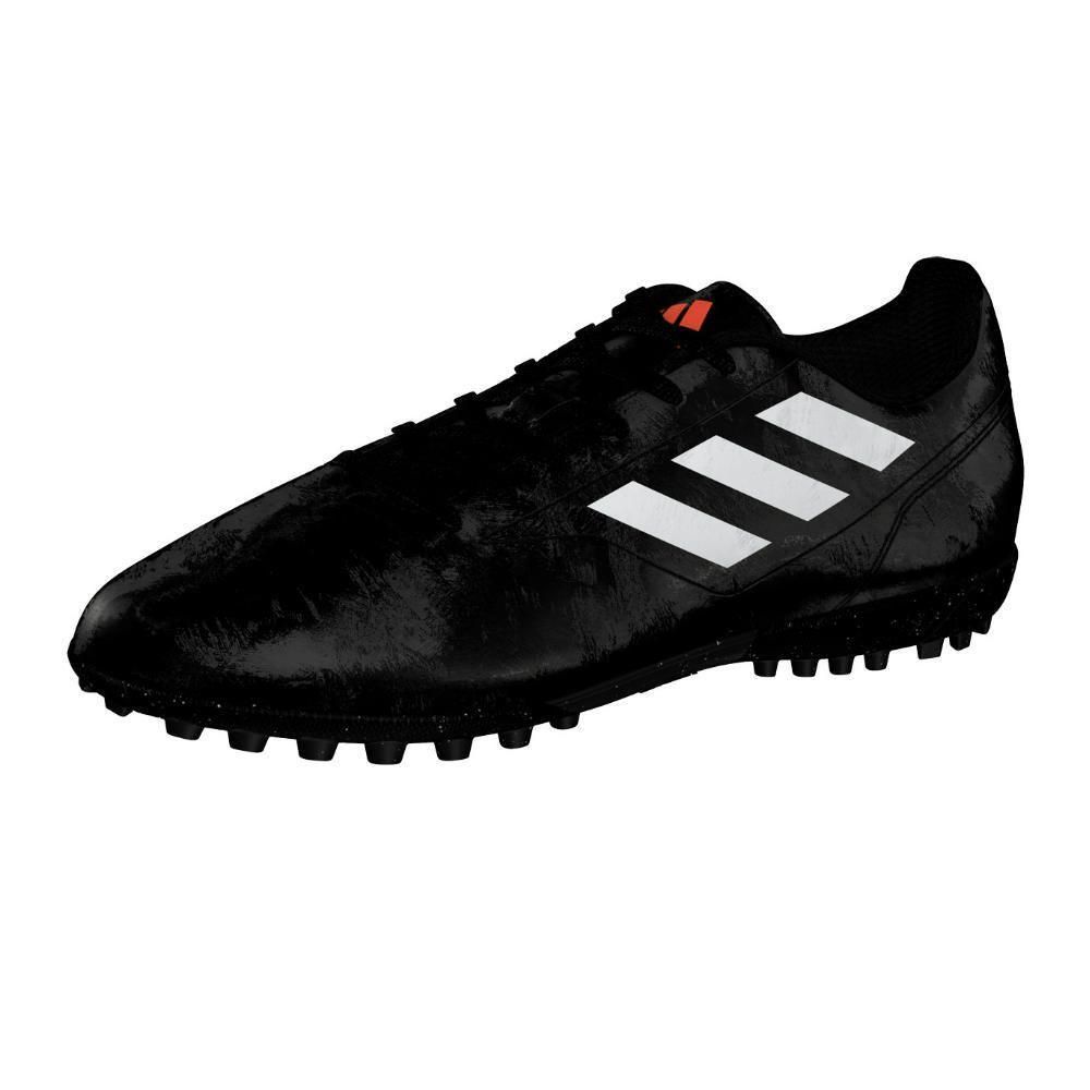 6128c44a36f Zapatillas Fútbol Hombre Adidas Conquisto II Negro