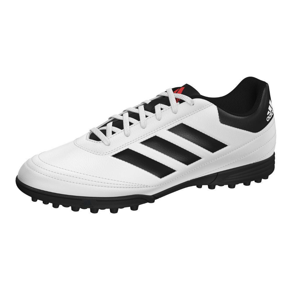 Zapatillas Fútbol Hombre Adidas Goletto 6 Blanco  3db018fcba871