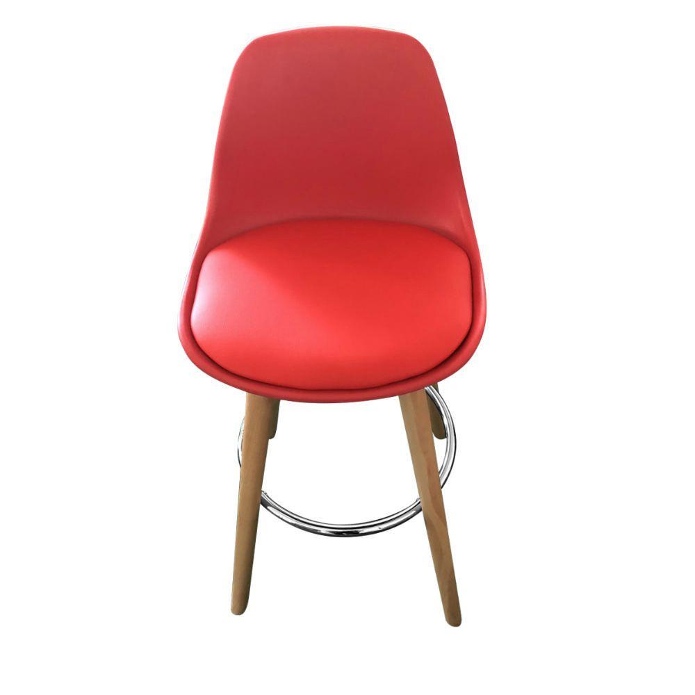 Banco Bar Diseño de Aro Rojo-1170285-1