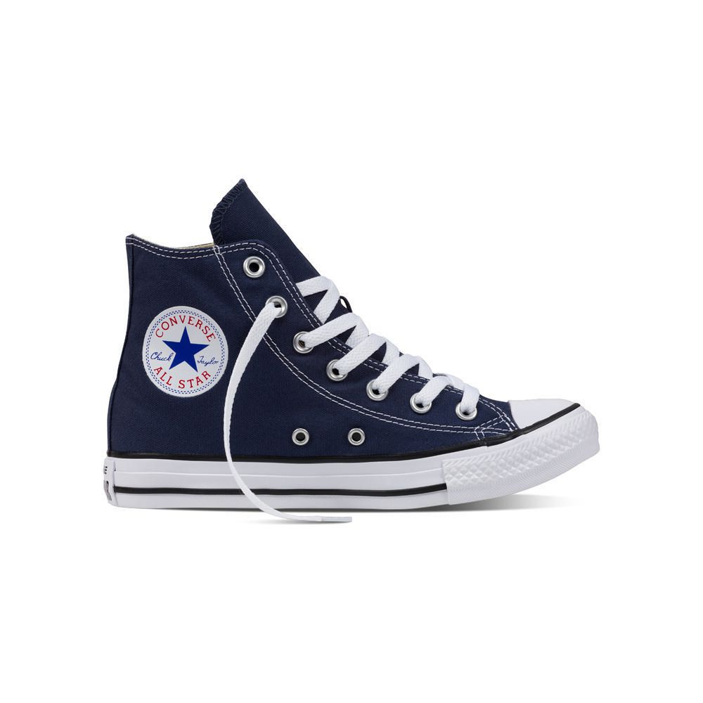 Zapatillas Urbanas Altas Mujer Chuck Taylor All Star Core Hi Azul
